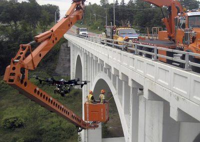 UAV Support - Bridge Renovations